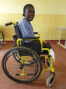 Annshelia Wheelchair